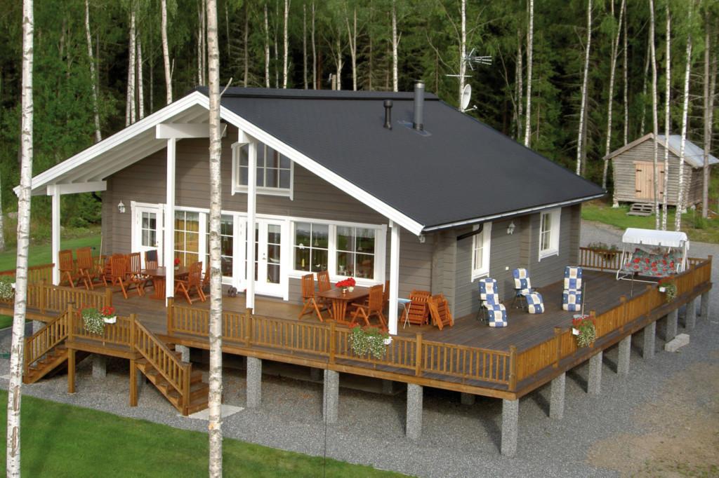 Nova talo Närpiössä